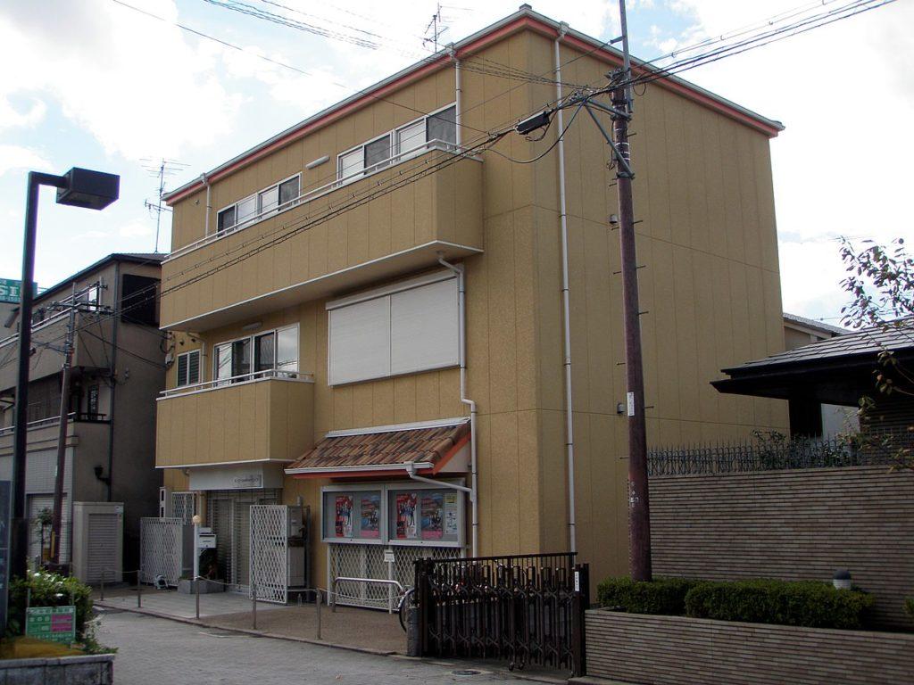 京アニ オフィス