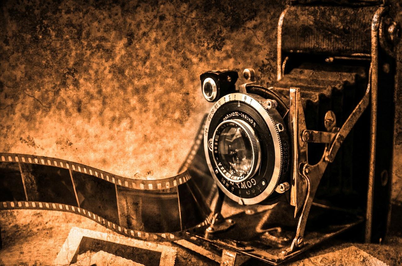 映写機&フィルム