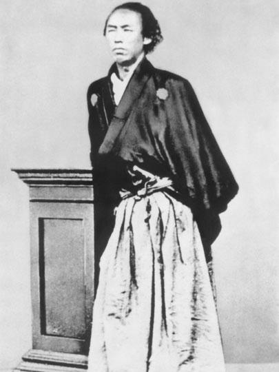 坂本龍馬 写真 肖像