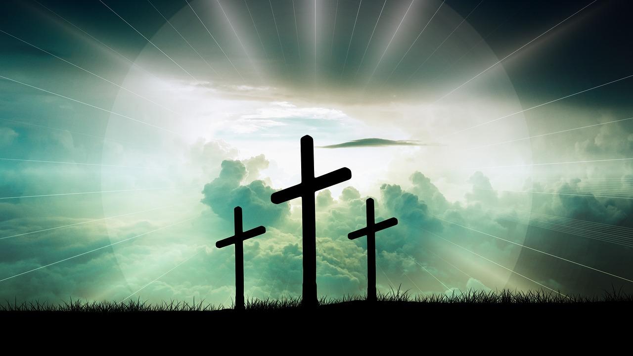 日光 十字架 キリスト教