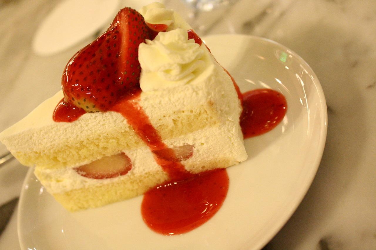 イチゴ ショートケーキ