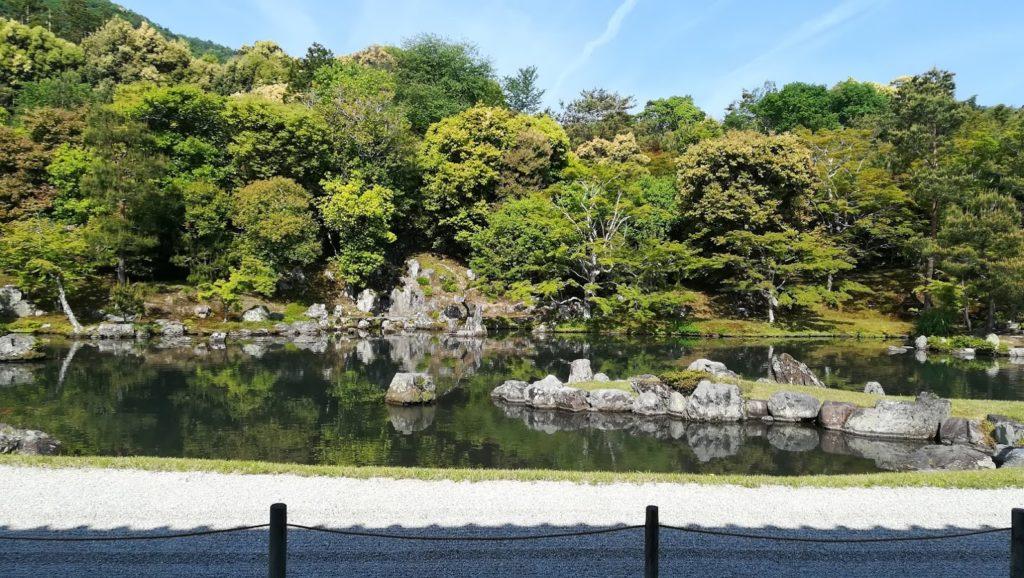 天竜寺 方丈庭園