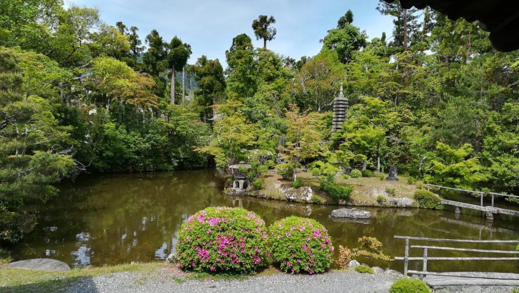 清涼殿 庭園