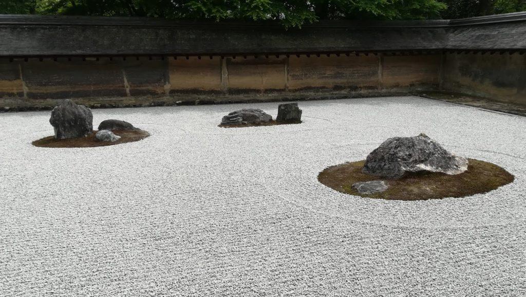 竜安寺 庭園