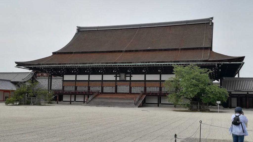 京都御所 本殿