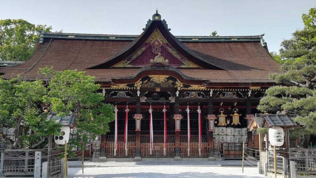 北野天満宮 社殿