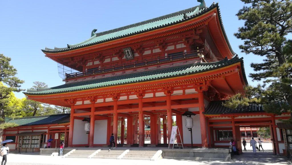 平安神宮 正門