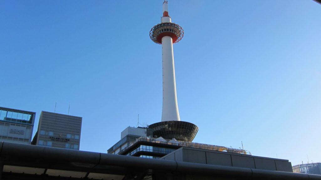 京都タワー 外観