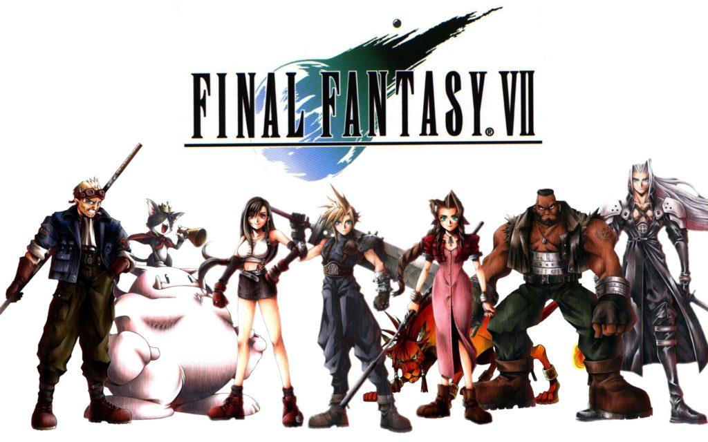 FF7 キャラクター