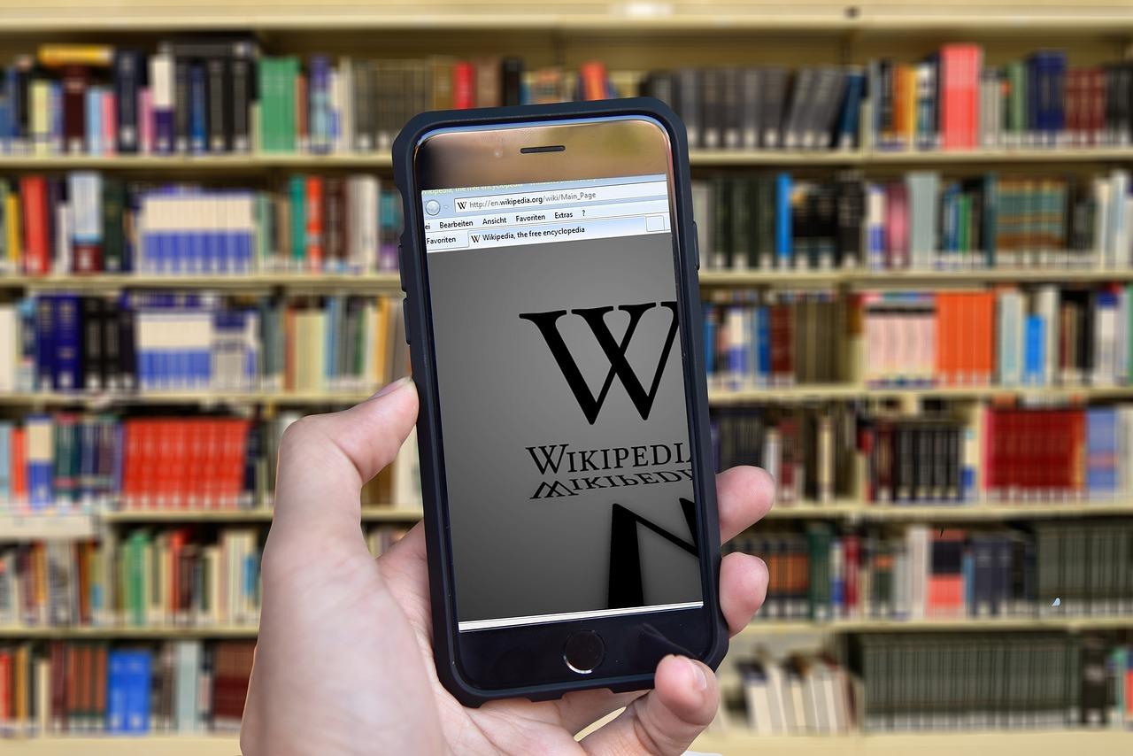 ウィキペディア スマートフォン 表示