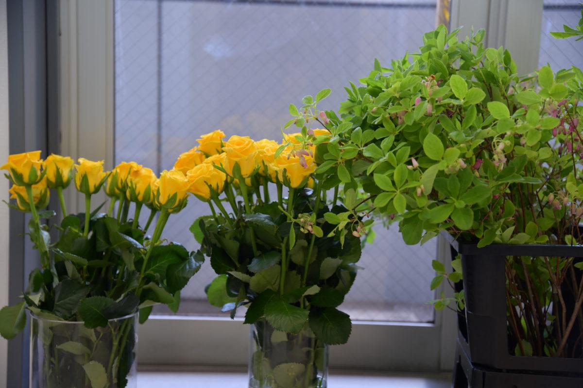 生け花 材料
