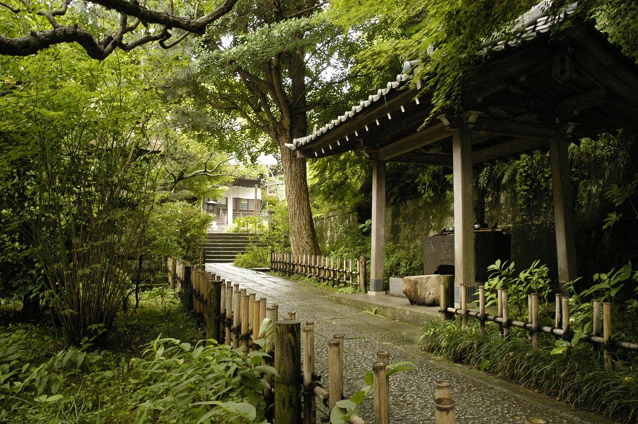 鎌倉 安国論寺
