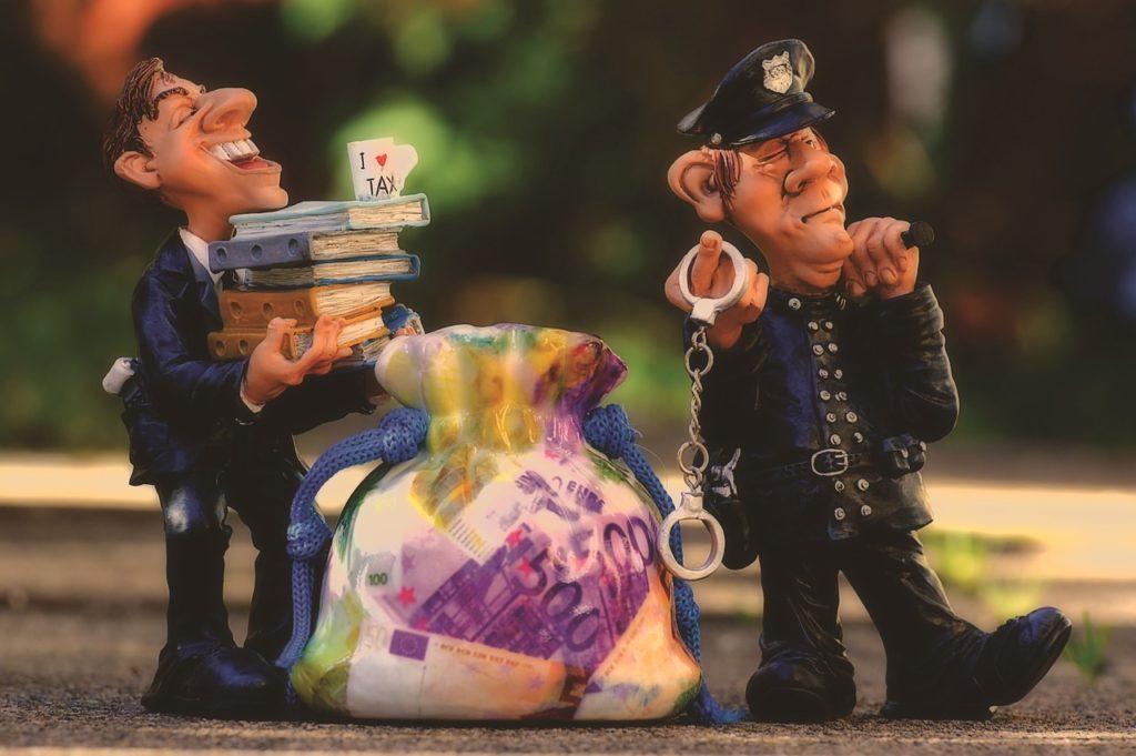 警察 手錠