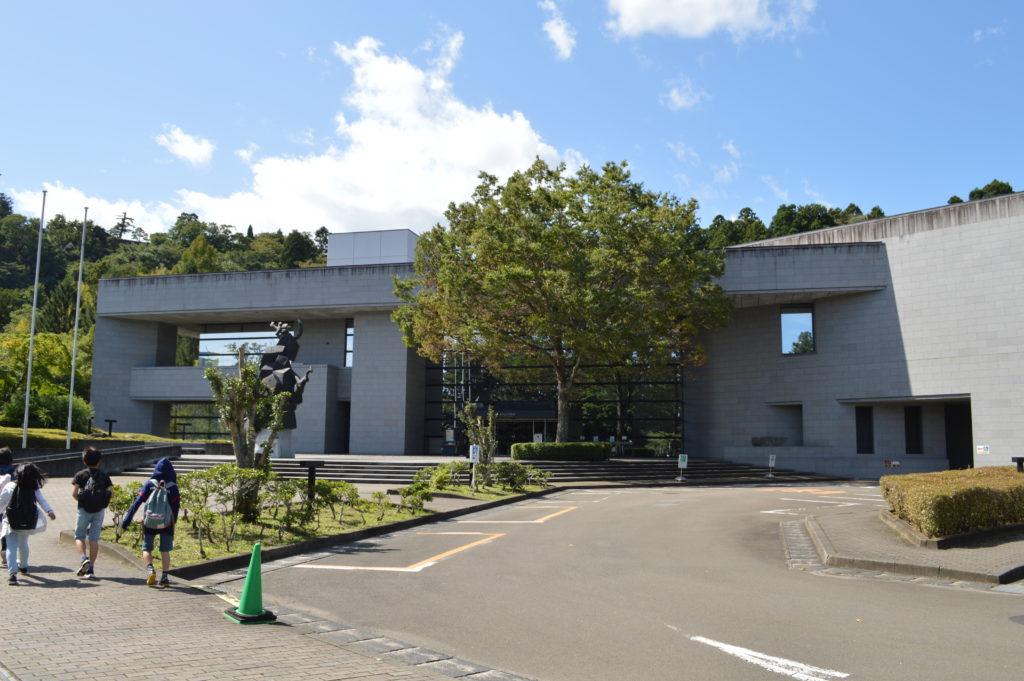 仙台市博物館 外観