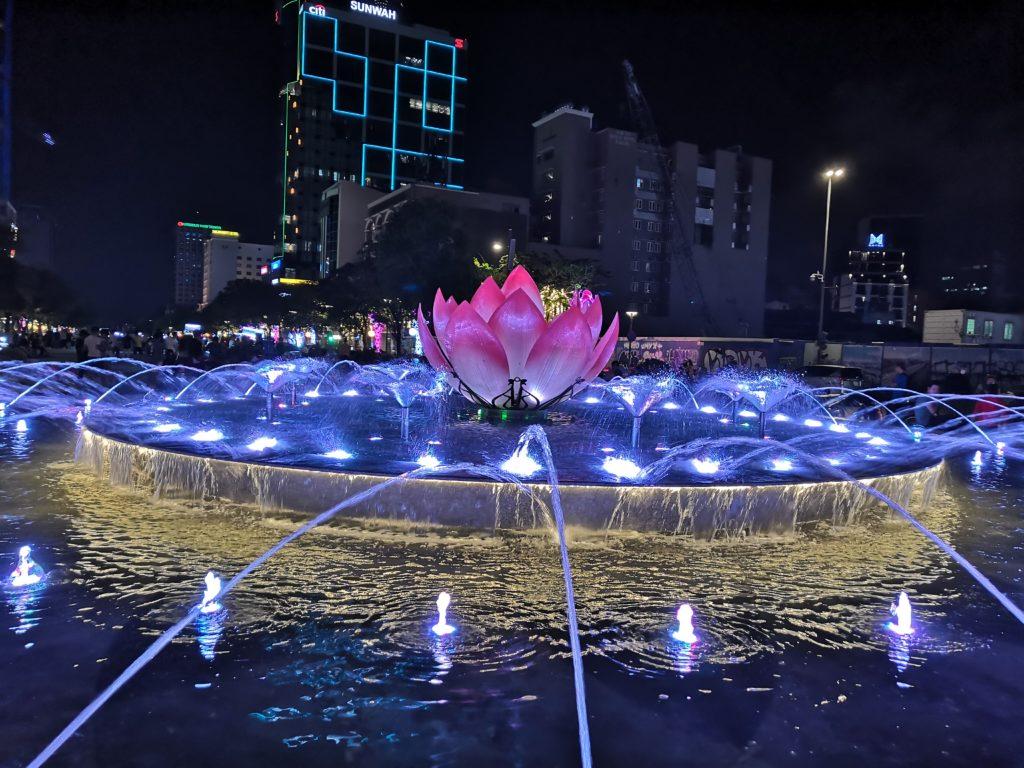 ベトナム 夜景
